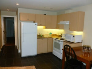 1 Bedroom Furnished Basement - White Rock - East Beach