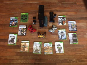 Xbox 360, Controllers and Games for Sale