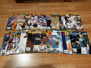 Baseball Beckett Lot Of 22