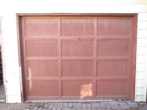 9 x 7 garage door Regina Regina Area image 3
