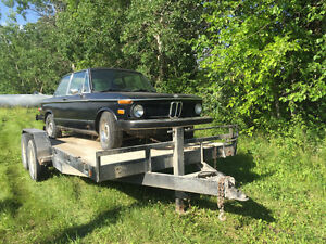 1973 BMW 2002   For resto  or parts