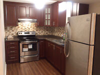 2 Bedrooms Basement Apartment Available – Immediately
