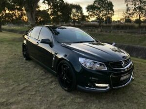 2013 Holden Commodore VF SS-V Redline Green 6 Speed Automatic Sedan Mayfield East Newcastle Area Preview