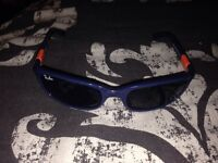 Junior Ray-ban sunglasses £20 or offer