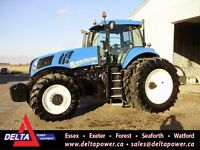 2013 New Holland T8.275 4WD Tractor