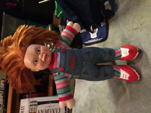 Vintage Chucky doll from child's play