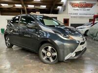 2017 Toyota AYGO x-clusiv Hatchback Petrol Automatic
