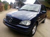 Mercedes-Benz ML270TD auto CDI 7 Seater **SOLD**