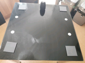 OFFERS ...Extendable black dinning tabled