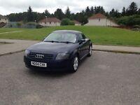 Audi TT 1.8 Petrol 180ps