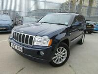 2007 Jeep Grand Cherokee 3.0 CRD V6 Overland Station Wagon 4x4 5dr