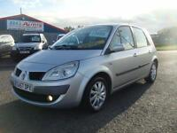 57 RENAULT SCENIC 1.5 DCI DYNAMIQUE 6 SPEED SILVER