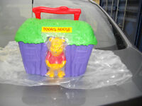 Pooh Bear Lunch Bucket with Thermos