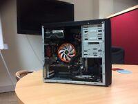 Windows 10 Gaming PC (3 core Phenom CPU, HD 6850, 320 GB HDD)