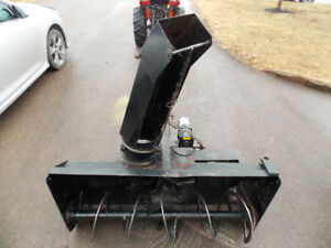 2 Stages Snow Blower for sale