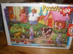 Brand New kids puzzles and games