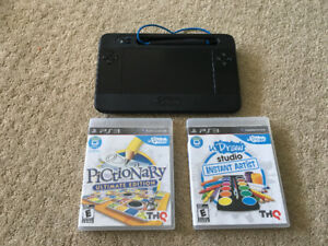 UDraw Tablet and 2 games for PlayStation-$20!!!