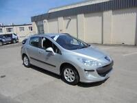 2010 Peugeot 308 1.6HDi ( 90bhp ) S Finance Available