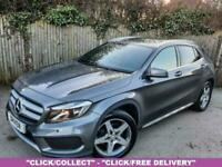2016 Mercedes-Benz GLA-CLASS 2.1 GLA 200 D 4MATIC AMG LINE 5d 134 BHP Estate Die