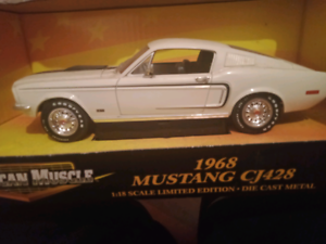 1968 Collectable ford Mustang  Doubleview Stirling Area Preview