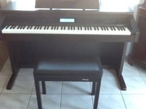 ELECTRONIC PIANO--CELVIANO GRAND PRO--in NEW condition--$995
