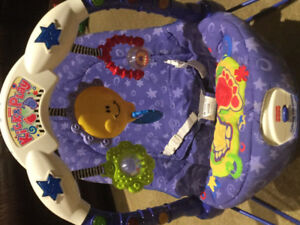 Fisher Price Vibration Bouncy Chair