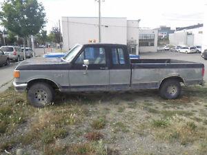 1989 Ford F-150 Pickup Truck
