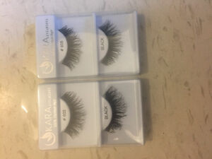 Buy lashes. 2 sets for 20!