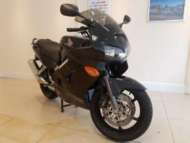HONDA VFR 800 F Black Manual Petrol, 2000 - Absolutely MINT Condition