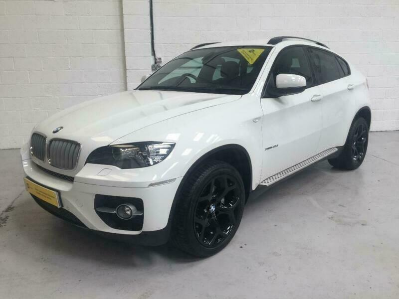 2011 Bmw X6 30 40d Xdrive 5dr In Cannock Staffordshire Gumtree