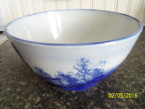 CAULDON BYZANTIUM BOWL EARLY 1900s, MADE IN ENGLAND