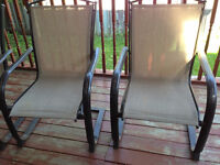 6pcs Patio Chairs for sale.