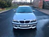 2002 BMW 3 Series 2.5 325i Sport 4dr