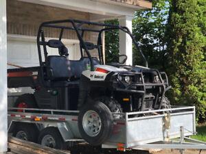 Bobcat utilitaire 3400 Diesel Édition Deluxe 2014