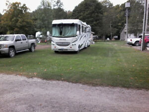 Campsites Seasonal, Thamesford Ontario
