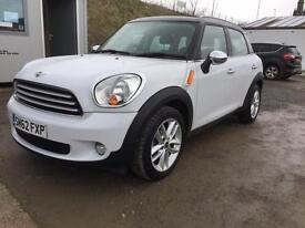 Mini Mini Countryman 1.6 Cooper Chile Pack only 26,000 miles Spotless