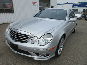 2008 Mercedes E550-CLEAN CAR! SAFETY CERTIFIED&WARRANTTY!$14,999