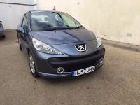 Peugeot 207 for sale! £1295