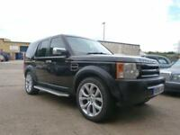 2006 Land Rover Discovery 3 2.7TD V6 ( 7st ) auto