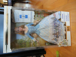 Brand new in box collectible Peter Rabbit Barbie doll London Ontario image 3
