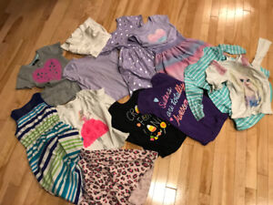 Girls Clothes - sizes range 12 mths – 7/8 yrs for sale