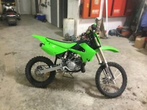 2013 KX 100 Kawasaki Dirt Bike