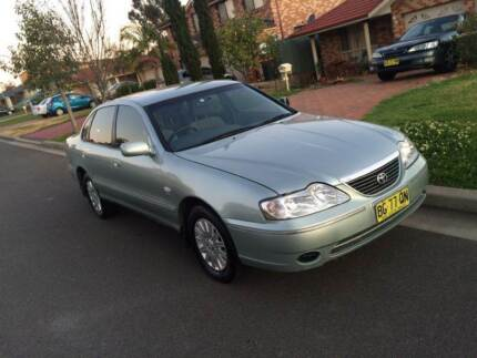 2004 Toyota Avalon Gxi Automatic Long rego A1 condition Rooty Hill Blacktown Area Preview