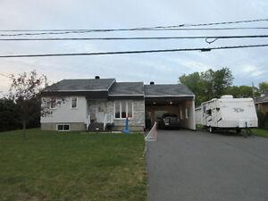 maison a vendre à St-Côme