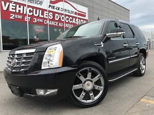Cadillac Escalade LUXURY+CUIR+7 PASS+DVD+NAVI+TOIT+WOW! 2010