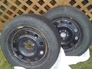 Goodyear Snow Tires & Wheels