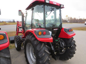 2016 TYM T654 Tractor and Loader St. John's Newfoundland image 4