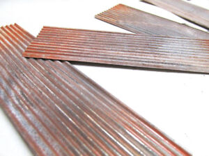 Old Tin Roofing