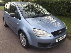 2006 Ford Focus C-MAX 1.8TDCi - MOT UNTIL Dec 18th - 2 Keepers - Cambelt Done78K