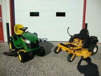 Lawn and Garden Service at Tak Powersports